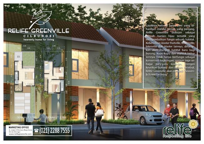 Relife Greenville Cileungsi Promo 2
