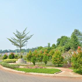 Greenville Cileungsi - Garden