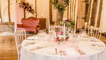 Wedding Styling by Locate to Create
