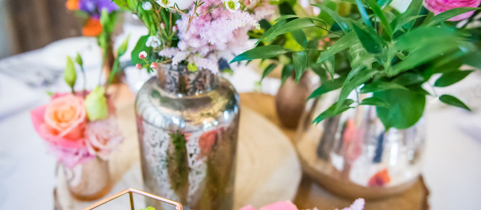 Wedding Reception at Winters Barns - Sunday 28th July 2019