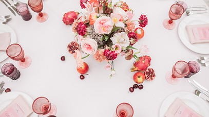 Perfectly Pink Table