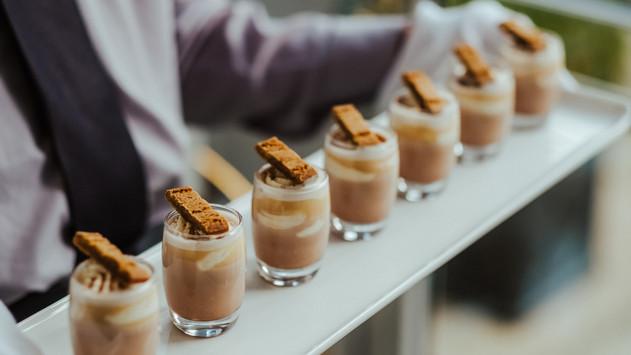 Hot Chocolate Shots captured by Matt Ebbagge