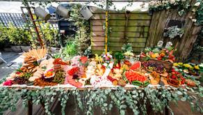 Wedding Reception at Winters Barns - Sunday 19th September 2021