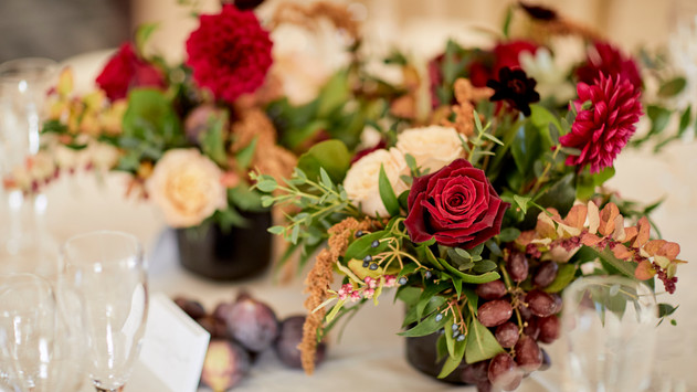 Flower Arrangement captured by Lizzie Gregg