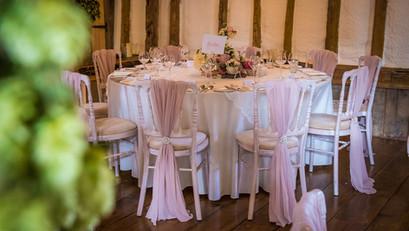 Table at Winters Barns