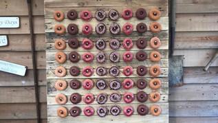 Doughnut Wall at Marleybrook House