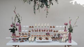 Dessert Bar captured by Jack Corthine