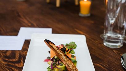 Vegan Dish captured by Lemonade Photography