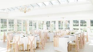 Hayne House Wedding Breakfast Room