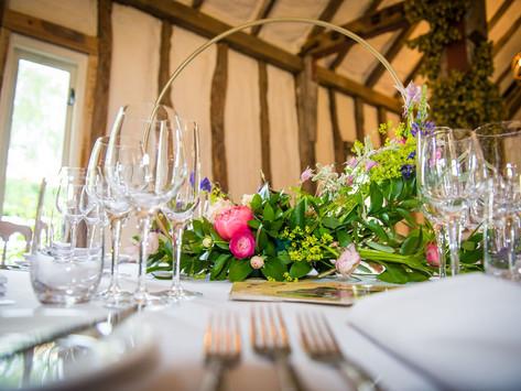 Wedding Reception at Winters Barns - Thursday 6th June 2019