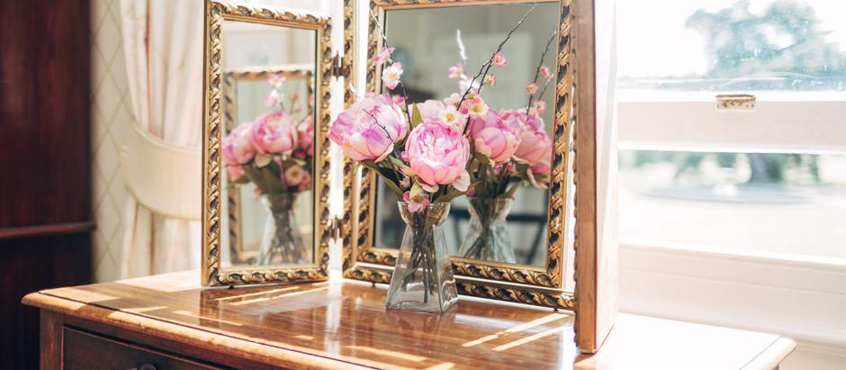 Marquee Wedding Reception at Mount Ephraim Gardens - Saturday 4th June 2011