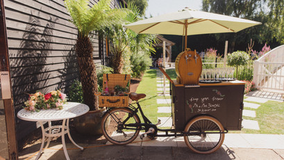 The Bubble Bike at Winters Barns