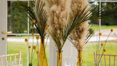 Centre Pieces designed by Locate to Create