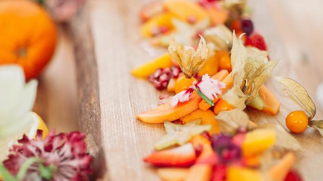 Vibrant Fruit Platter