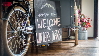 Bubble Bike at Winters Barns