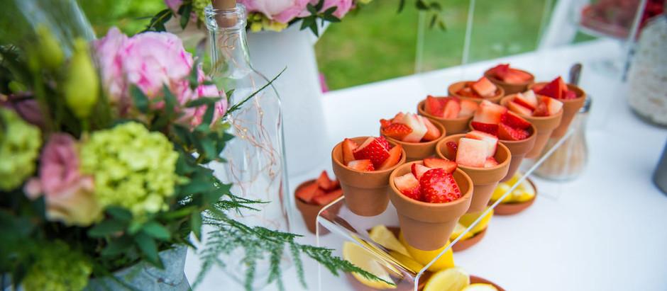 Wedding Reception at Winters Barns - Friday 2nd July 2021