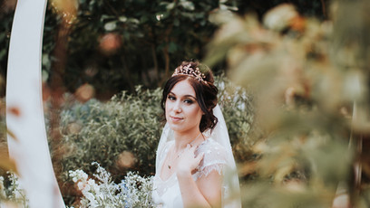 Over the Moon styled shoot