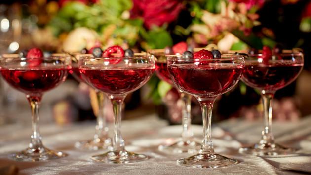 Kir Royale Cocktails