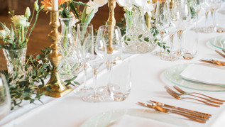 Top Table styled by Locate to Create