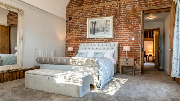 Bridal Room at Winters Barns