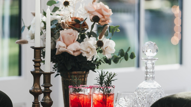 Strawberry Cocktails captured by Jack Corthine