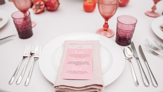 Table linen by Just 4 Linen