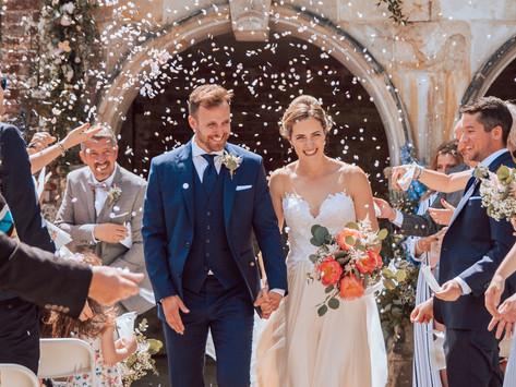 Wedding Reception at Mount Ephraim - Saturday 15th June 2019