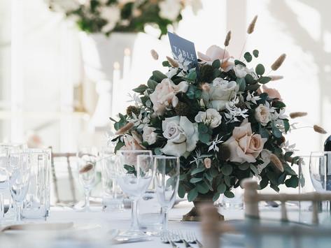 Wedding Reception at Hayne House - Wednesday 21st July 2021