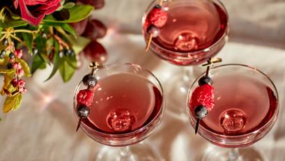 Cocktails at Mount Ephraim