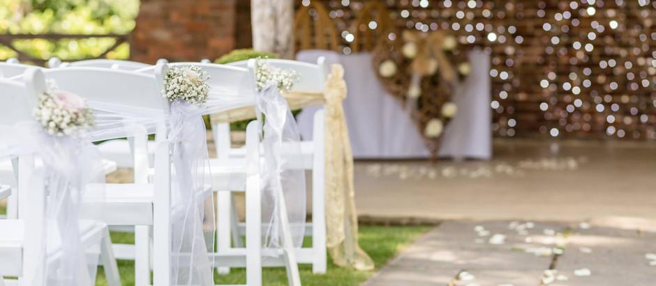 Wedding Reception at Winters Barns - Sunday 30th May 2010