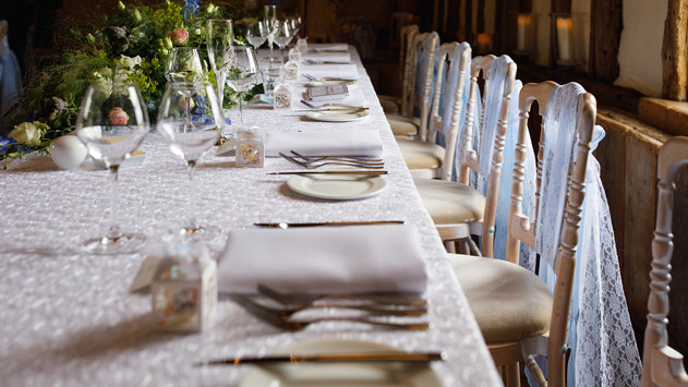 Top Table at Winters Barns