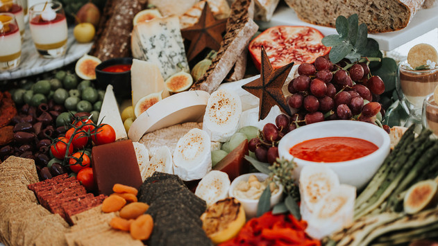 Luxurious Grazing Table