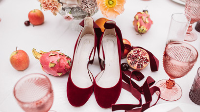 Bridal Shoes by Harriet Wilde Shoes