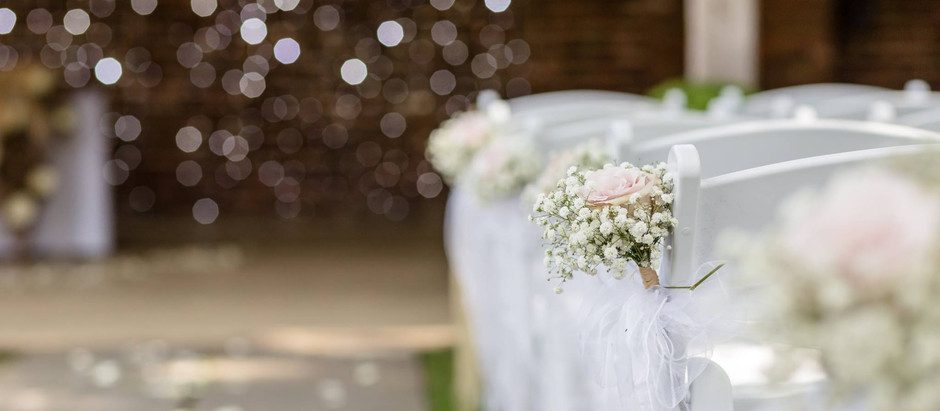Wedding Reception at Winters Barns - Thursday 31st March 2011