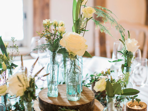 Wedding Reception at Winters Barns - Sunday 22nd December 2019