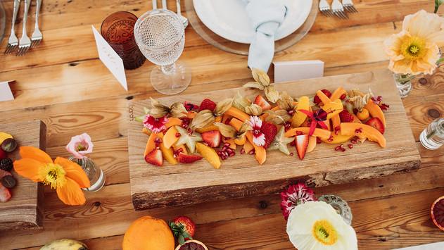 Rustic Fruit Platter