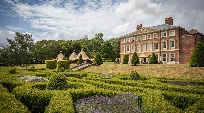 Goodnestone Park Gardens
