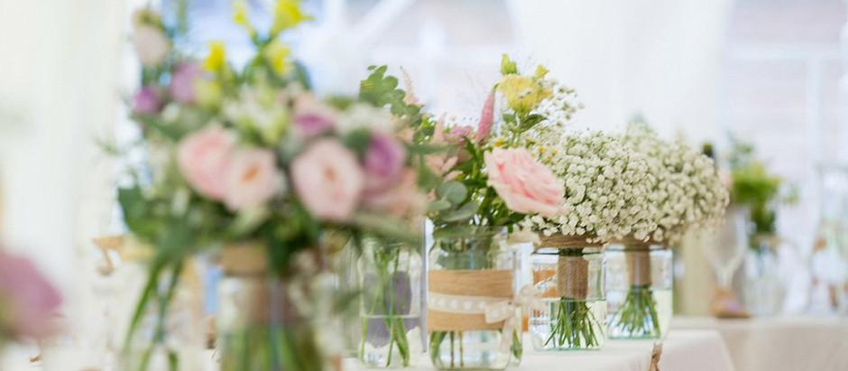 Wedding Reception at Marleybrook House - Saturday 4th August 2018