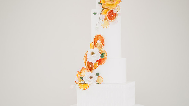 Wedding Cake by CB Bakery