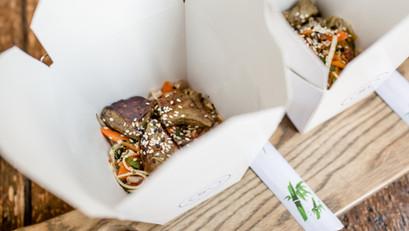 Oriental Noodle Box