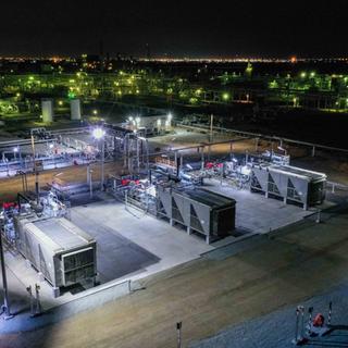 Moveyeid Gas Storage Surface Facility Project Phase II
