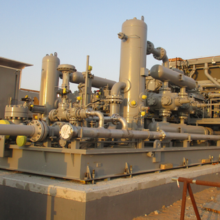 Moveyeid Gas Storage Surface Facility Project Phase 2