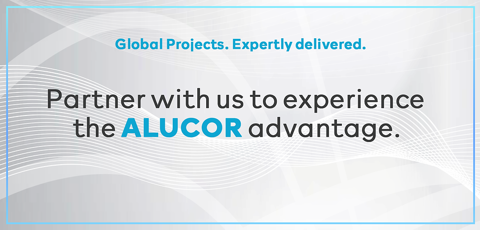 ALUCOR advantage