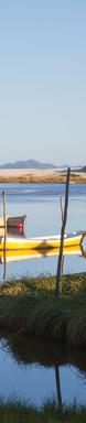 Uma imagem clássica da Guarda é essa vista do canto esquerdo do Rio da Madre no começo da trilha.  Foto: Plínio Bordin.  .