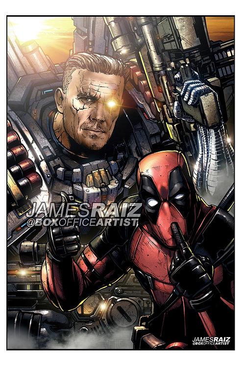 Deadpool/Cable