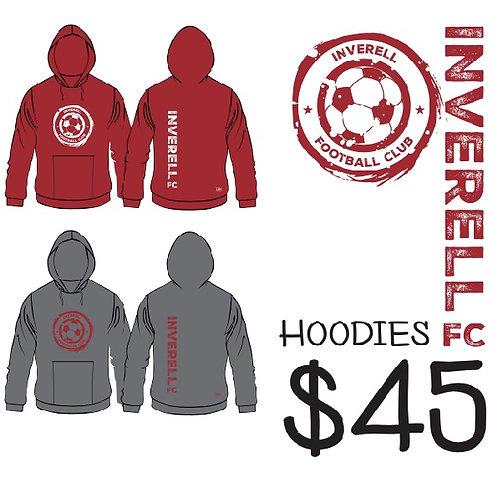 Inverell FC Hoodies