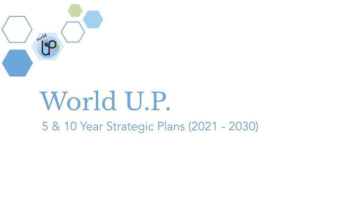 Public Strategic Plan 2021 -2030 Coverpa