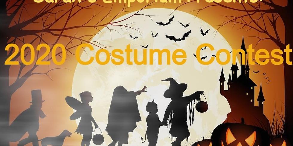 2020 Halloween Costume Contest