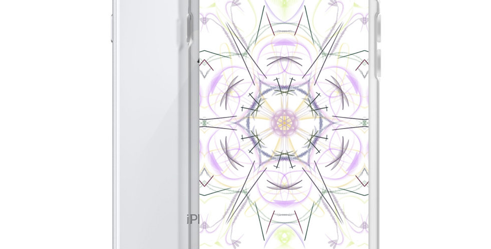 Liquid Glitter I- Phone Case