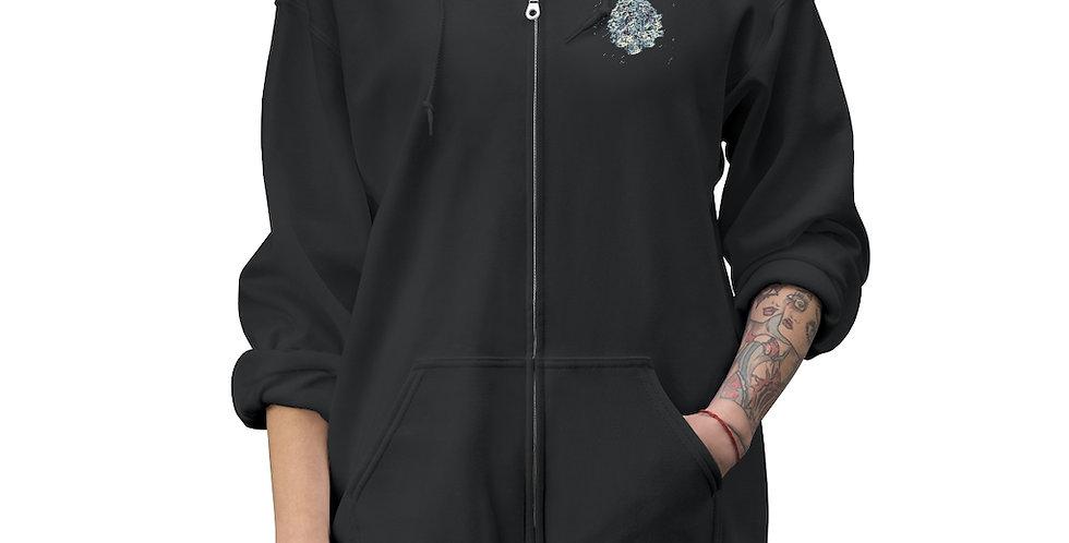 Sarah's Emporium swag- Unisex Zip Up Hoodie